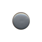Pressions KAM T1 - Argent B13 - 100 jeux RONDS