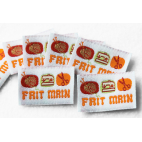 "10 woven labels ""Fait Main"" Sewing icons"