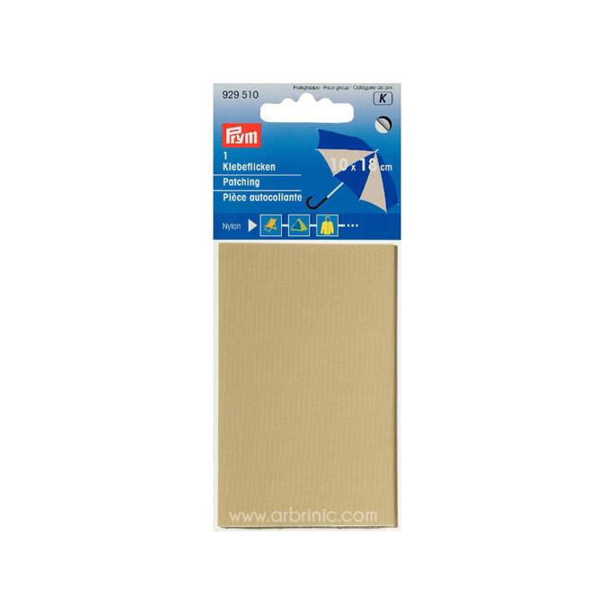 Self-adhesive mender PRYM Nylon Beige (10x18cm)