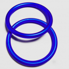 Sling Rings Blue Size S (1 pair)