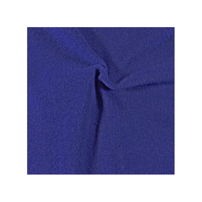 Microfleece Oekotex Navy blue