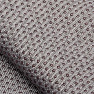 Tissu à picots antidérapants Grip Gris (par 10cm)