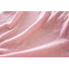 Cotton Terry Oekotex Width 160cm Light pink (per meter)