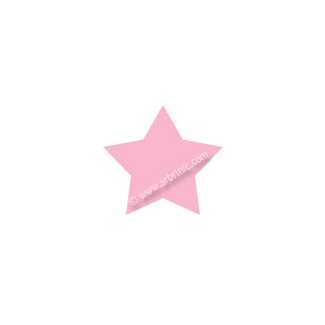 KAM Snaps T5 - Light Pink B18 - 20 STAR sets