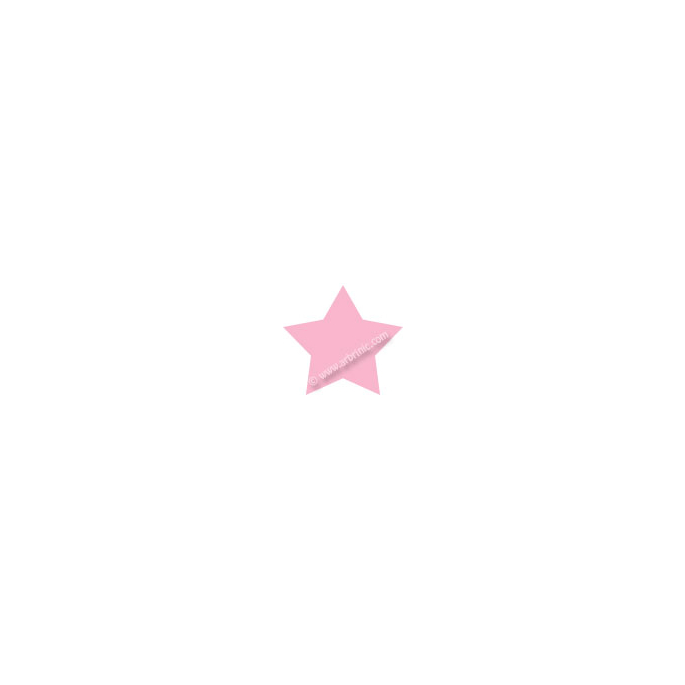 KAM Snaps T5 - Light Pink B18 - 20 STAR sets