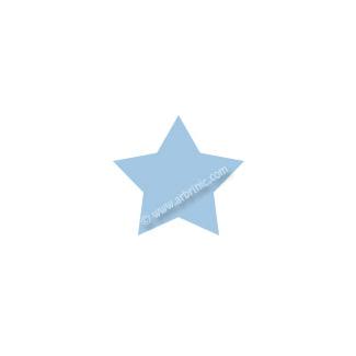 Pressions KAM T5 - Bleu clair B20 - 20 jeux ETOILES