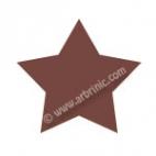 KAM Snaps T5 - Chocolate B26 - 20 STAR sets