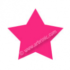 KAM Snaps T5 - Hot Pink B47 - 20 STAR sets