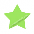KAM Snaps T5 - Lime Green B50 - 20 STAR sets