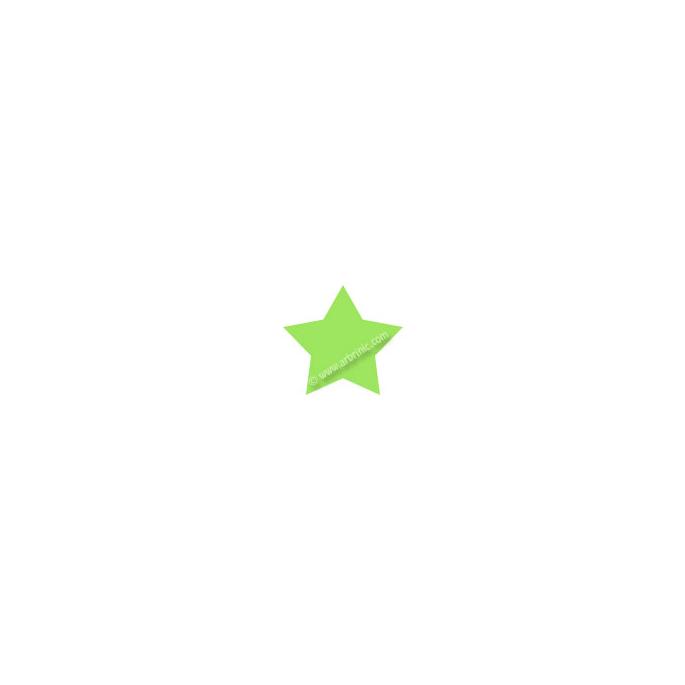 KAM Snaps T5 - Lime Green B50 - 20 STAR sets