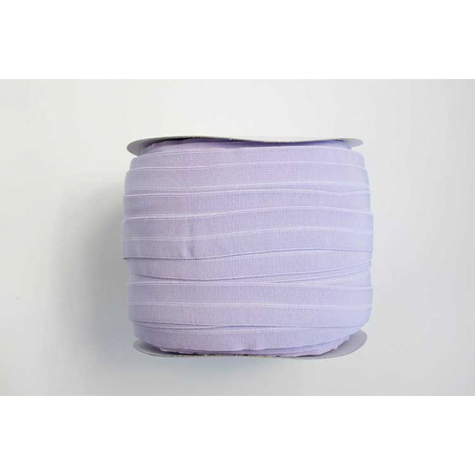Fold Over Elastic 1 inch Parme (100m roll)