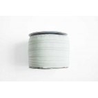 Fold Over Elastic 1 inch Grey (100m roll)