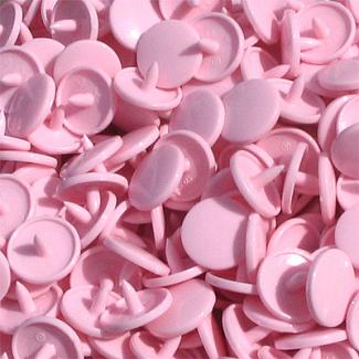 KAM Snaps T24 - Pink B18 - 100 sets