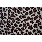 Minky Skin - Leopard (per meter)