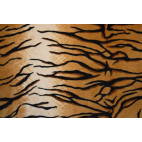 Minky Skin - Tiger (per meter)