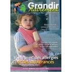 Grandir Autrement - n°39 - Vivre avec allergies et intolérances