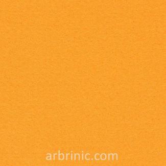 Feutrine Feuille A4 Orange Clair