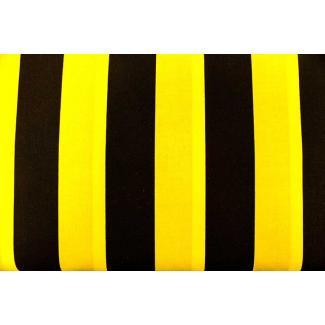 Coton imprimé Abeille (par 10cm)