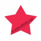 Pressions KAM T5 - Rose Fushia B33 - 20 jeux ETOILES