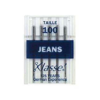 Aiguilles Machine Jeans 100 (x5)
