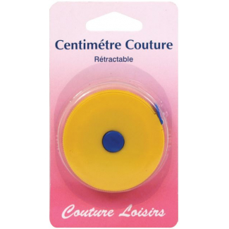 Retractable Tape Measure - 150cm (colors can vary)