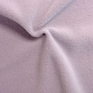 Single side Microfleece Oekotex Grey