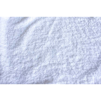 Cotton Terry Oekotex White