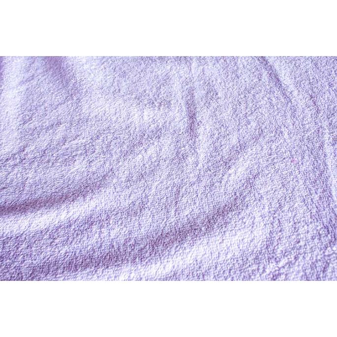 Cotton Terry Oekotex Width 160cm Lilac (per meter)