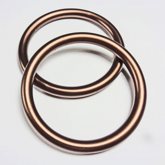 Sling Rings Bronze Size S (1 pair)