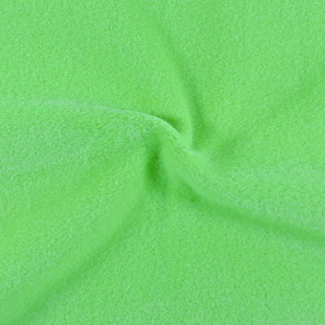 Microfleece Oekotex Spring Green