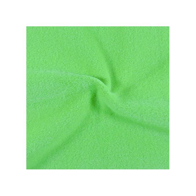Micro Polaire Oekotex Vert Printemps