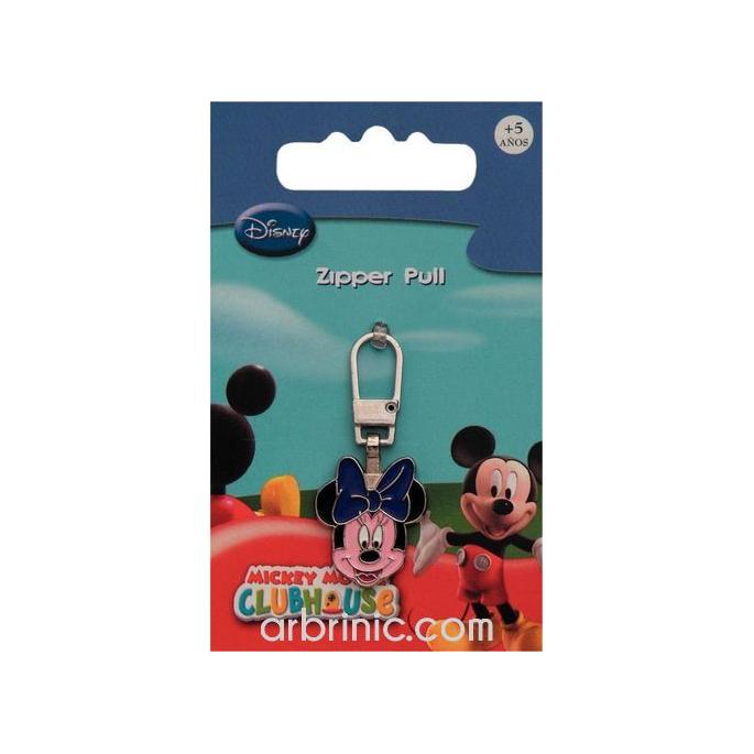 Zip puller Disney Minnie Mouse PRYM