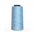 Cône fil polyester Bleu Clair (2743m)
