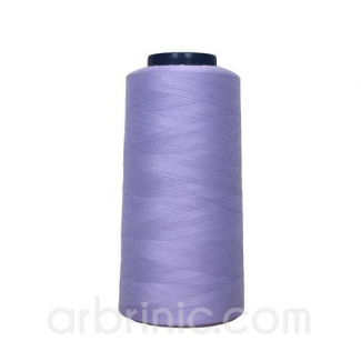 Polyester Serger and sewing Thread Cone (2743m) Purple