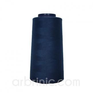Cône fil polyester Bleu Marine (2743m)