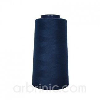 Polyester Serger and sewing Thread Cone (2743m) Navy Blue