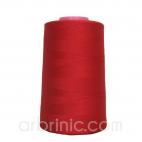 Cône fil polyester Rouge (4573m)