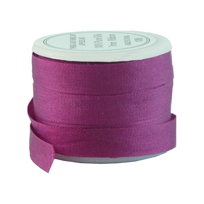 Silk Ribbon 7mm Azalea (10m spool)