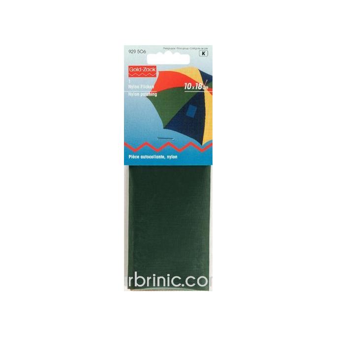 Self-adhesive mender PRYM Nylon Green (10x18cm)