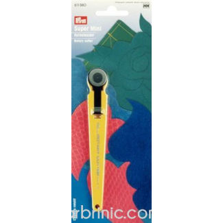 Cutter Circulaire Super Mini 18mm OLFA PRYM