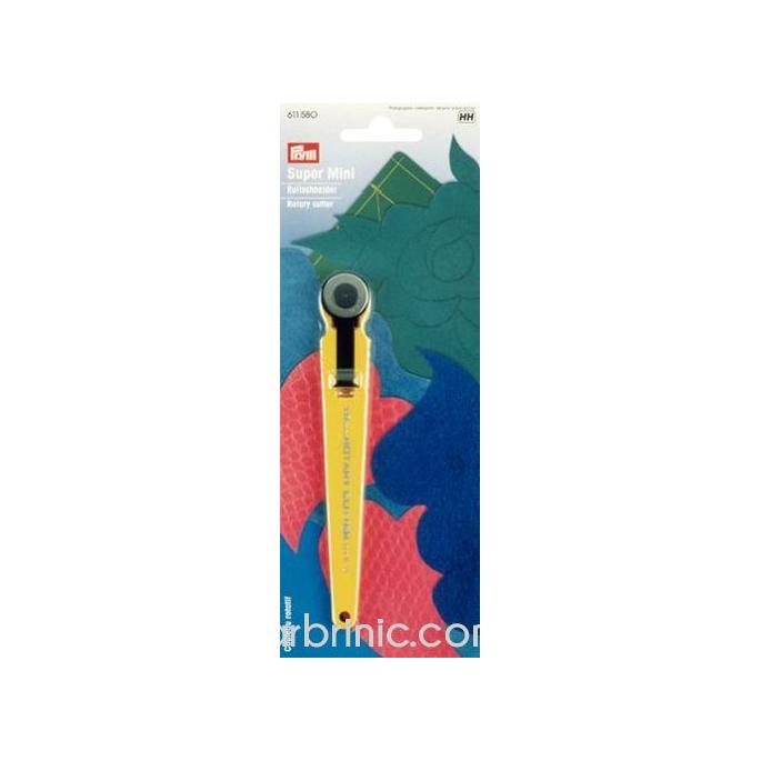 Super Mini Rotary Cutters 18mm OLFA PRYM