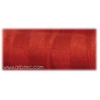 Fil polyester QA 500m Couleur 200 Rouge