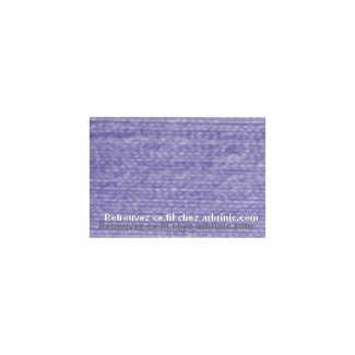 Fil polyester Mettler 200m Couleur n°0009 Lilas