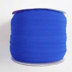 Biais élastique 2.5cm Bleu roi (1m)