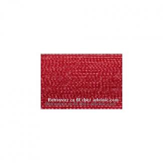 Fil polyester Mettler 200m Couleur n°0089 Fraise