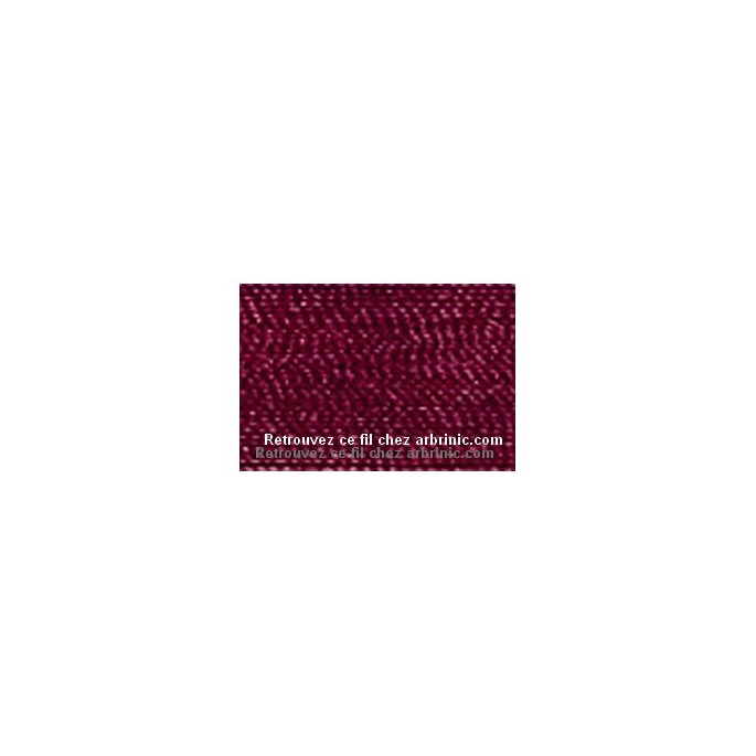 Mettler Polyester Sewing Thread (200m) Color #0109 Bordeaux