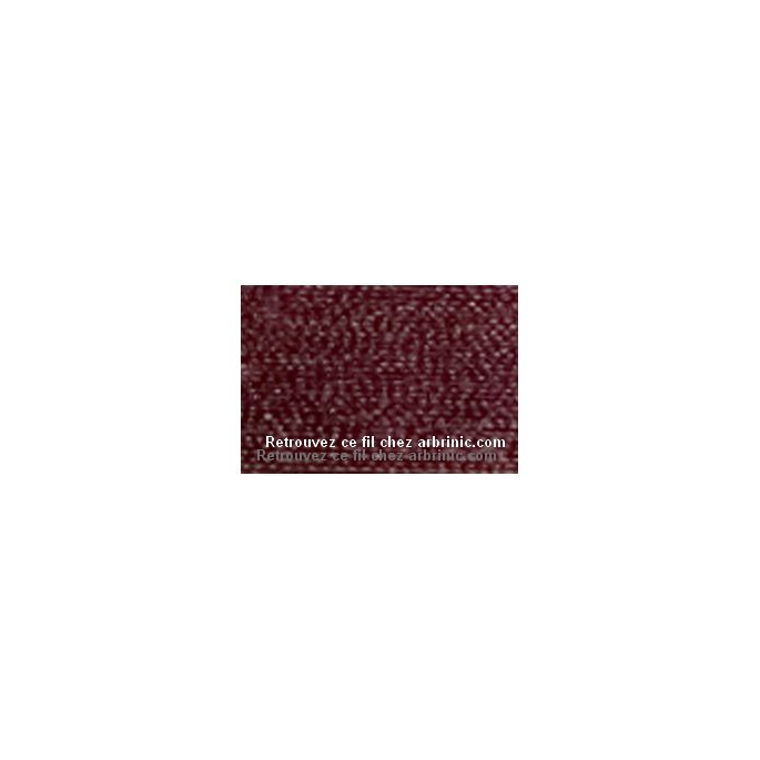 Mettler Polyester Sewing Thread (200m) Color #0111 Beet Red