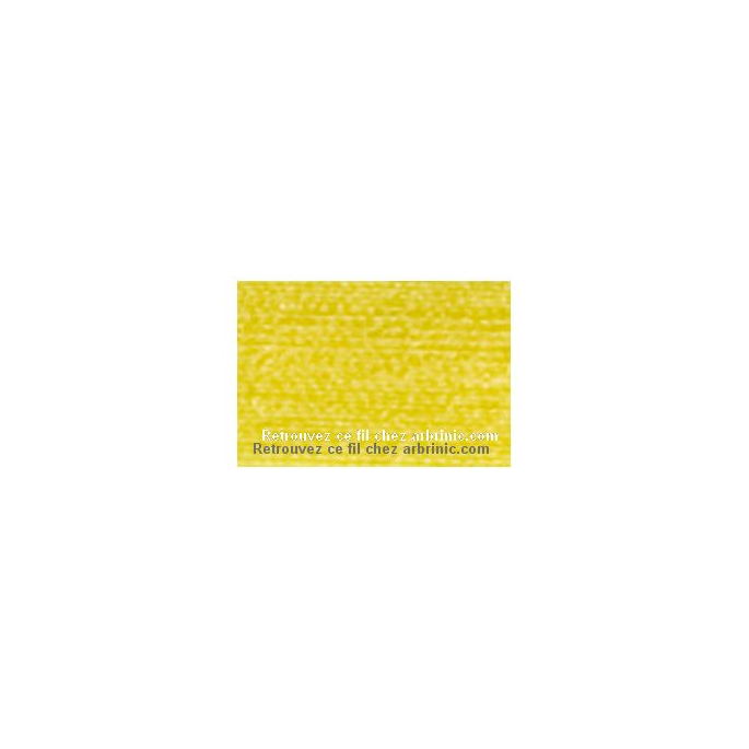 Mettler Polyester Sewing Thread (200m) Color #0116 Yellow