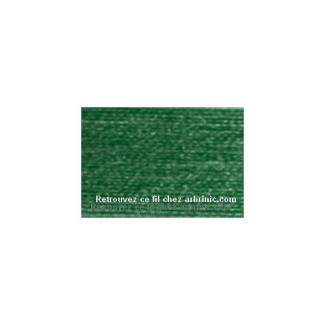 Fil polyester Mettler 200m Couleur n°0224 Vert Trèfle