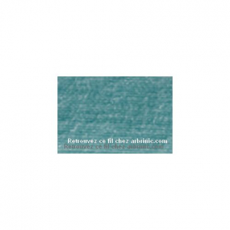 Fil polyester Mettler 200m Couleur n°0229 Bleu Glacé
